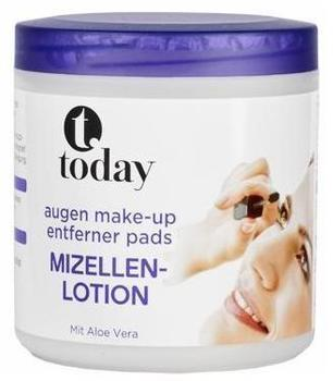 Today Augen Make-up Entferner Pads Mizellen-Lotion