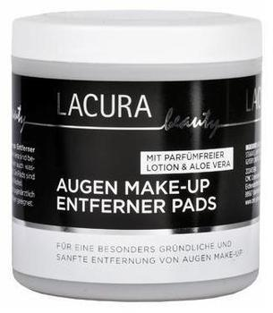 Lacura Beauty Augen Make-up Entferner Pads