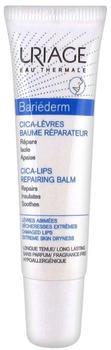 Uriage Bariéderm Soothing Repair Barrier Lip Balm (15ml)