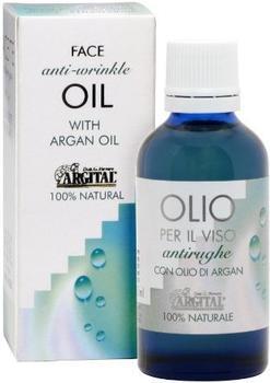 Argital Olio per il Viso Argan-Anti-Falten Gesichtsöl (50ml)
