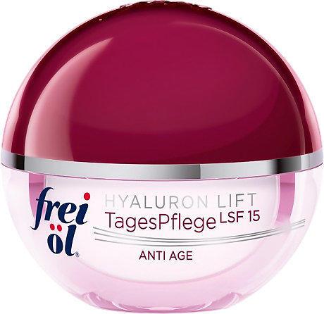 frei öl Anti Age Hyaluron Lift TagesPflege LSF 15 (50ml)