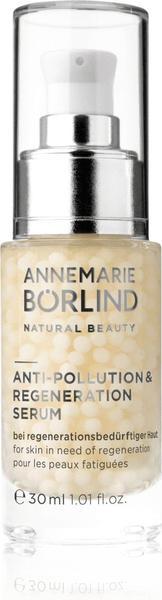 Annemarie Börlind Anti-Pollution & Regeneration Serum (30ml)