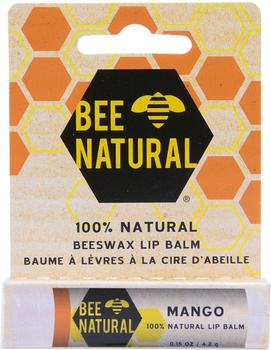 Bee Natural Lippenpflege-Stift Mango (4,25g)