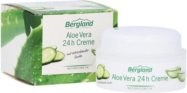 Bergland Aloe Vera 24h Creme (50ml)