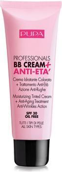 Pupa Professionals BB Cream + Antiage 002 Sand (50ml)