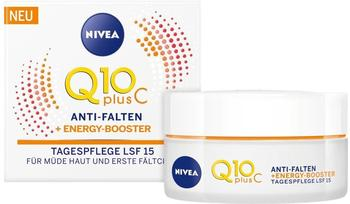 Nivea Q10 plus C Anti-Falten + Energy-Booster Tagespflege LSF 15 (50 ml)