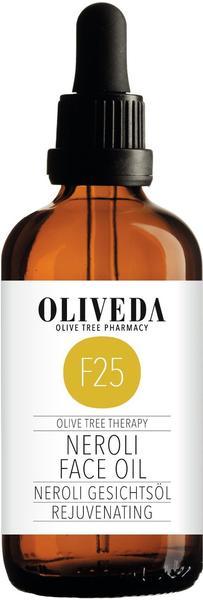 Oliveda F25 Rejuvenating Neroli Face Oil (100ml)