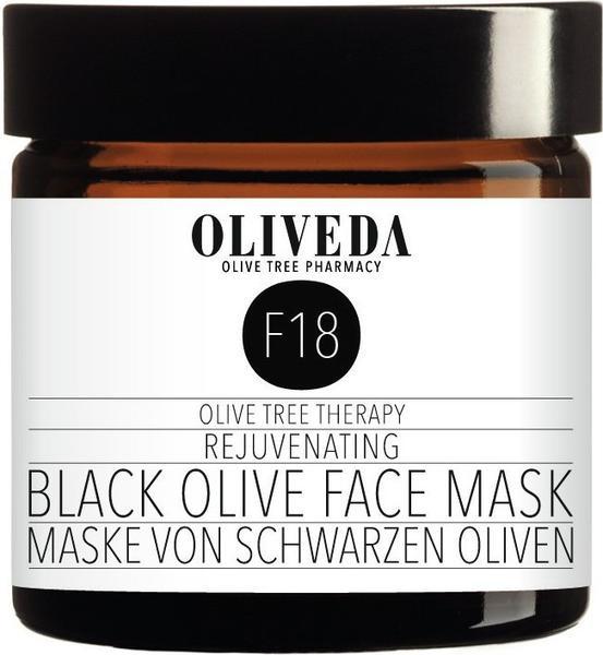 Oliveda F18 Rejuvenating Black Olive Face Mask (60ml)