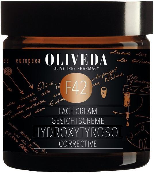 Oliveda F42 Corrective Hydroxytyrosol Face Cream (60ml)