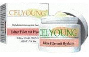 Celyoung Falten Filler mit Hyaluron Creme (100ml)