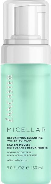 Lancaster Beauty Micellar Detoxifying Cleansing Water-to-Foam (150ml)