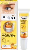 Balea Q10 Anti-Falten Augencreme für anspruchsvolle Haut (15ml)