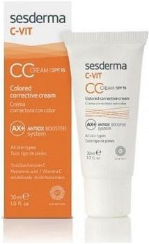 Sesderma C-Vit CC Face Cream (30 ml)