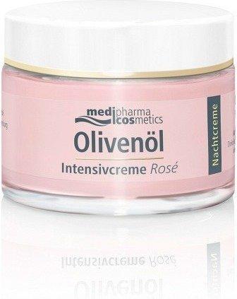 Medipharma Olivenöl Intensivcreme Rosé Nachtcreme (50ml)