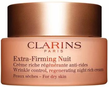 Clarins Extra Firming Nuit Cream For Dry Skin (50ml)
