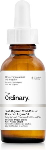 The Ordinary 100% Organic Cold-Pressed Moroccan Argan Oil (30ml)