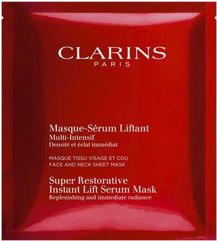 Clarins Multi-Intensive super restorative instant lift serum mask (5 pcs)