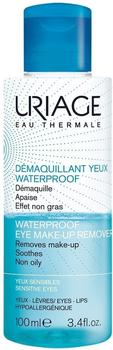 Uriage Waterproof Eye Make-Up Remover (100 ml)
