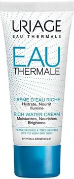 Uriage Eau Thermale Rich Water Cream (40 ml)