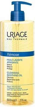 Uriage Xémose Cleansing Soothing Oil (500ml)