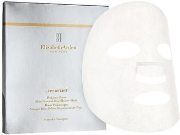 Elizabeth Arden Superstart Skin Renew Biocellulose Masks x 4