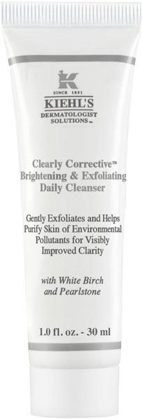 Kiehl's Clearly Corrective Brightening & Exfoliating Daily Cleanser (125ml)
