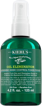 Kiehl's Oil Eliminator Refreshing Shine Control Toner for Men (125ml)