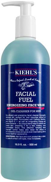 Kiehl's for Men Facial Fuel Face Wash (500ml)