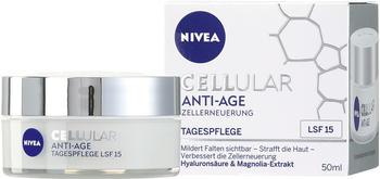 Nivea Cellular Anti-Age Tagespflege LSF 15 (50ml)