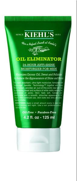 Kiehl's Oil Eliminator 24 Hour Anti-Shine Moisturizer For Men (125ml)