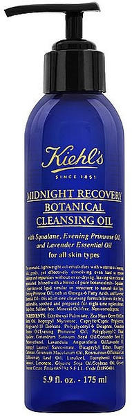 Kiehl's Midnight Recovery Botanical Cleansing Oil (175ml)