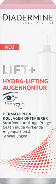 Diadermine Lift+ Hydra-Lifting Augenkontur (15ml)