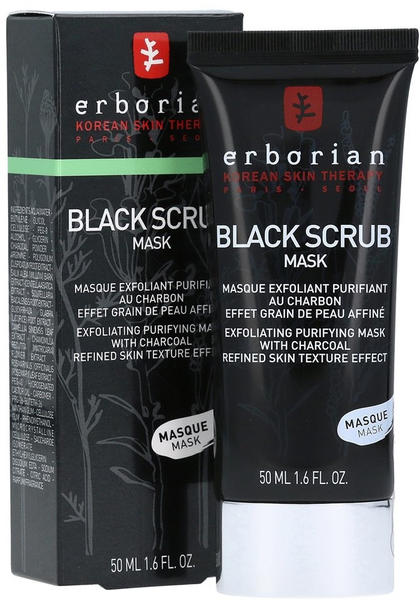 Erborian Black Scrub Mask (50ml)