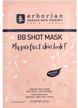 Erborian BB Shot Mask My perfect Skin look! (15g)