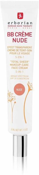 Erborian BB Crème SPF 20 Nude (45ml)