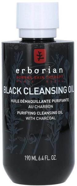Erborian Black Cleansing Oil (190ml)