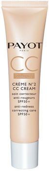 Payot Crème No 2 CC Cream SPF 50+ (40ml)
