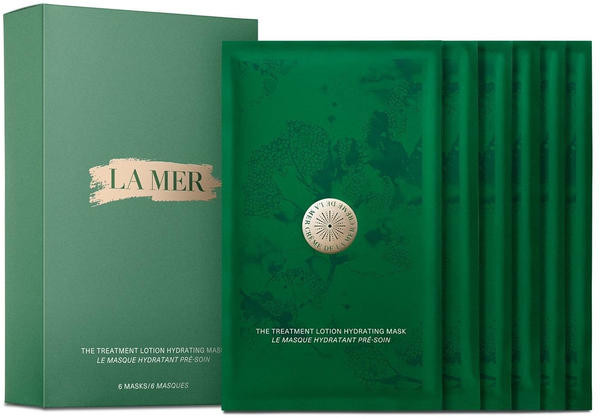 LA MER The Treatment Lotion Hydrating Mask (6Stk.)