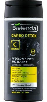Bielenda Carbo Detox Micaller Water Cleanser (200ml)