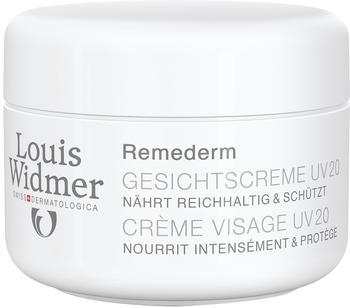 louis-widmer-remederm-gesichtscreme-leicht-parfuemiert-uv20-50ml
