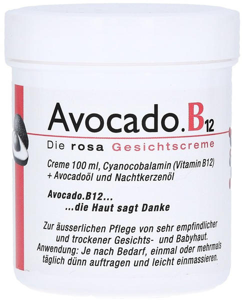 Wierich Avocado B12 Cream (10ml)