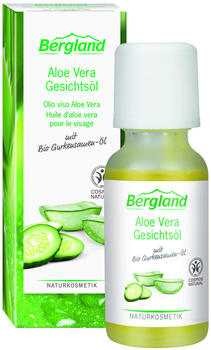 Bergland Aloe Vera Gesichtsöl (20ml)