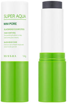 Missha Super Aqua Mini Pore Blackhead Clear Stick (14g)