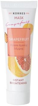 Korres Grapefruit Instant Brightening Mask (18ml)