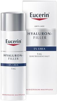 Eucerin Hyaluron-Filler 5% Urea Tag Creme (50ml)