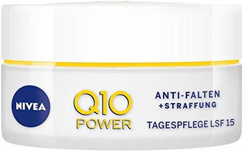 Nivea Q10 Power Anti-Falten + Straffung LSF 15 (50ml)