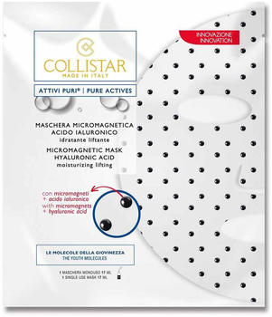 Collistar Pure Actives Micromagnetic Mask Hyaluron Acid (17ml)