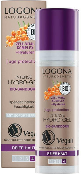 Logona Age Protection Intense Hydro Gel (30ml)