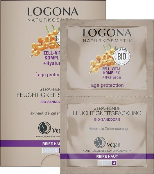 Logona Age Protection Straffende Feuchtigkeitspackung (15ml)
