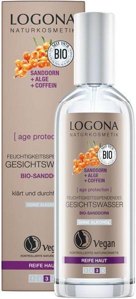 Logona Age Protection Feuchtigkeitsspendendes Gesichtswasser (125ml)
